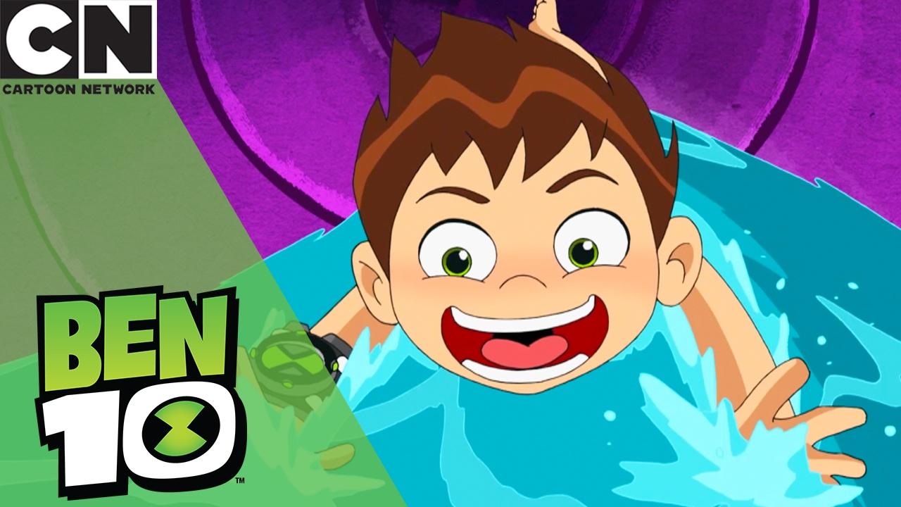 Ben 10 All Wet Cartoon Network Youtube