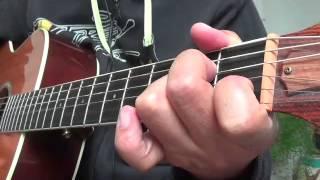 Nua Vang Trang (NS Nhat Ngan/ CS Nhu Quynh) Guitar Cover