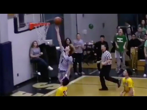 High School Basketball Star LaMelo Ball Scores 92 POINTS in a Single Game!