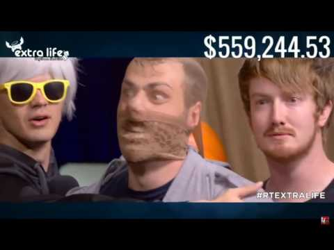 Rooster Teeth Extra Life Stream 2016-2 Spooky Hour