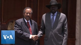 Sudan and South Sudan Leaders Meet to Back New Peace Roadmap with Rebels