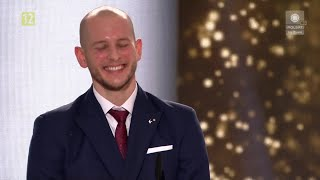 Download Video Najlepszy polski sportowiec roku 2018 - Bartosz Kurek MP3 3GP MP4