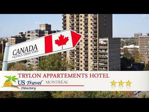 Trylon Appartements Hotel - Montréal Hotels, Canada