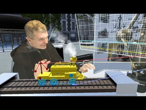 Neos Fair - Virtual Reality for communication in education and science