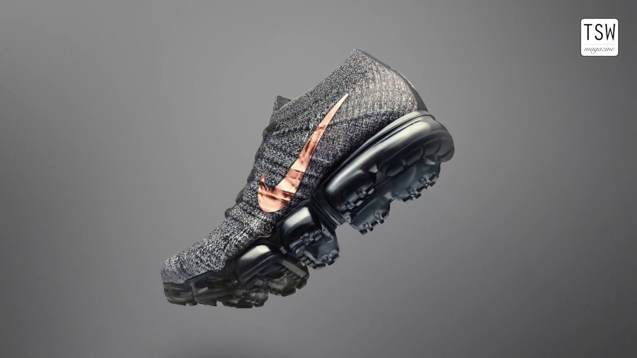 961ab90c759 NIKE AIR VAPORMAX EXPLORER - YouTube