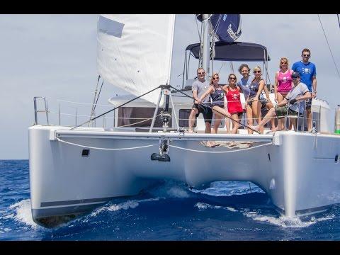 Sailing the British Virgin Islands 2015