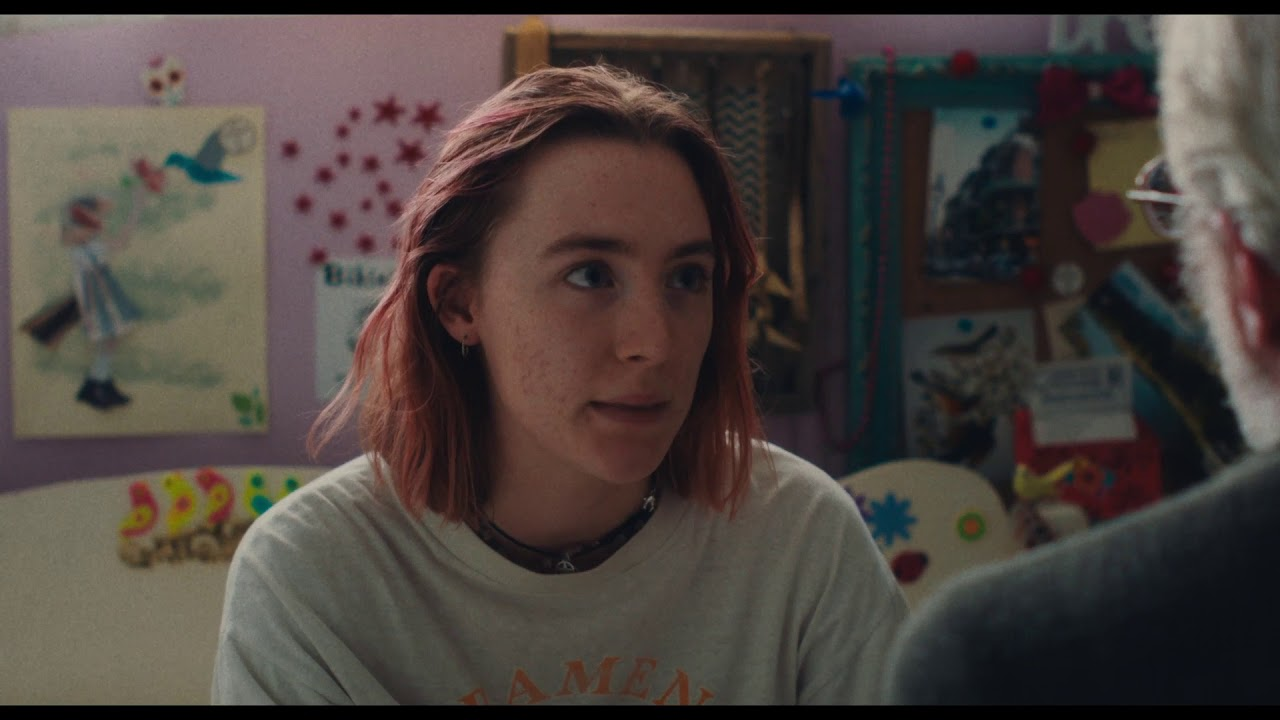 Lady Bird  Official Trailer Universal Pictures HD  YouTube