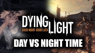 Dying Light New Gameplay Trailer: DAY vs NIGHT TIME ZOMBIES! Parkour & Weapons (PS4 Xbox One PC)