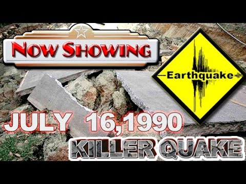 July 16, 1990 Killer Quake 25 years after