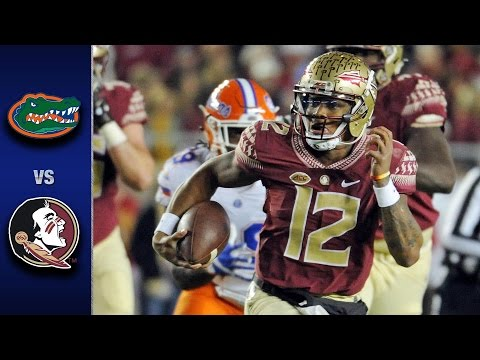 Florida State vs. Florida Football Highlights (2016)