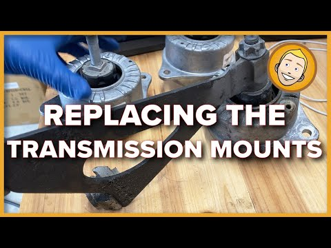 How to REPLACE THE TRANSMISSION MOUNTS on a Porsche Boxster 986 | DIY (Project 36)