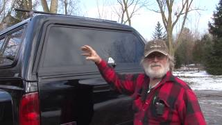 ARE Truck Caps CX Series Ford Superduty Real World Review - Team Fitzgerald