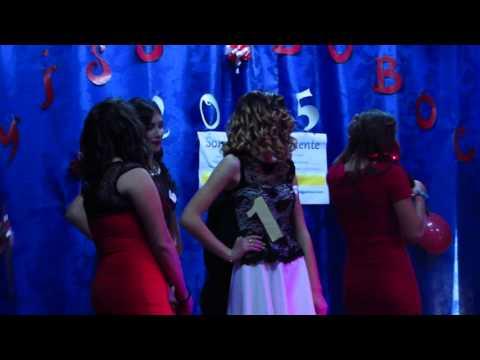 Miss Boboc 2015 Gurahont - proba de karaoke