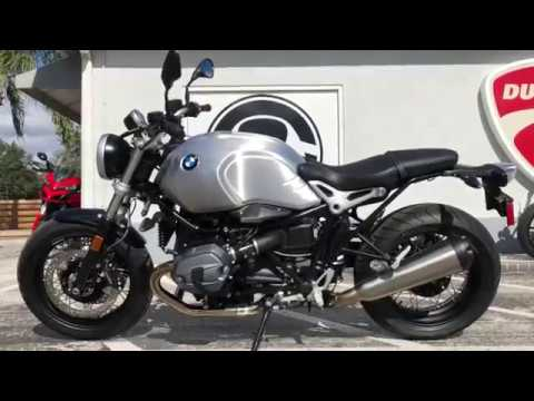 2018 bmw r ninet pure aluminum finish at euro cycles of. Black Bedroom Furniture Sets. Home Design Ideas