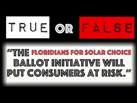 Solar Fact Finders - Does Solar Choice Put Consumers At Risk