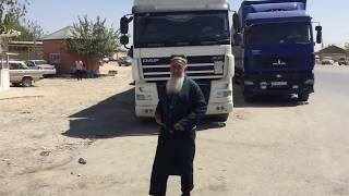 36 Дальнобой Таджикистан Узбекистан Обратная Дорога Из Душанбе