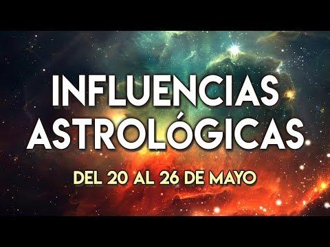 Influencias Astrol�gicas Signo por Signo - del 20 al 26 de Mayo