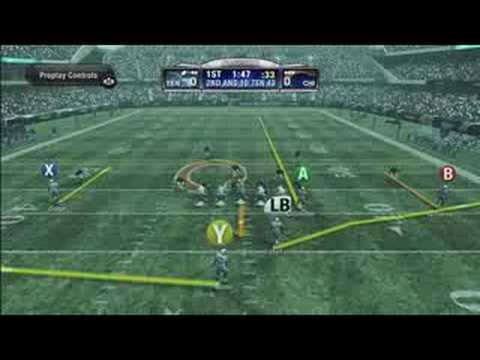 Madden NFL 09: Gameplay Features  YouTube