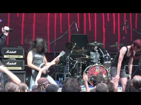 FUCK THE FACTS Live At OEF 2013