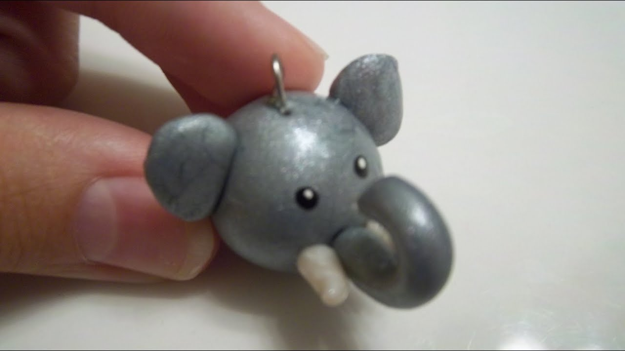 polymer clay animals instructions