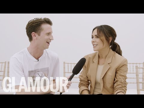 Victoria Beckham's Amazing Life-Changing Advice | GLAMOUR UK