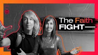 The Faith Fight | Phil & Lucinda Dooley | Hillsong Church Online