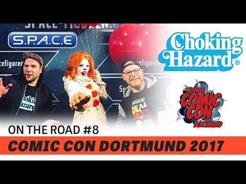 Choking Hazard - On the Road #08 - COMIC CON DORTMUND 2017