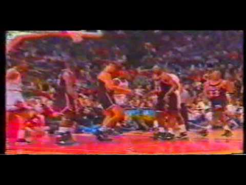 Top 10 Dunks of the 91-92 Season NBA Action.
