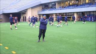 Trailer - Inside WVU Men's Soccer Spring 2012.