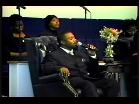 PASTOR FRANK ROBINSON IF I HAD WINGS I'LL FLY AWAY PART 2