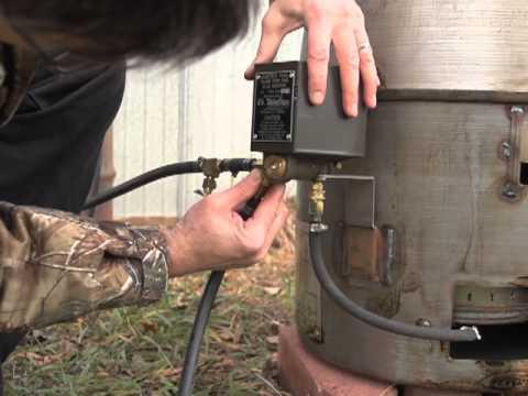 New U.S. Military Surplus Dual Fuel Stove / Heater & New U.S. Military Surplus Dual Fuel Stove / Heater - YouTube