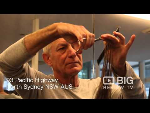 Dimples Hairdressing Hair Salon in North Sydney NSW offer Haircut and Hair Colour