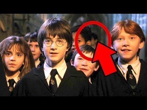 10 ERRORI nel film HARRY POTTER