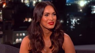 Megan Fox Says Her Unborn Baby Is a 'Super Genius' Who Sends Her Messages