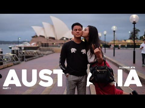 TRAVEL-VLOGGG #76: AUSTRALIA! Part. 1 – Koalanya Kok Begini?