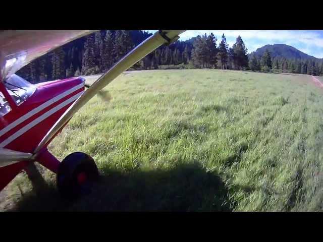 Shearer USFS - 2U5 - Approach and Landing (Idaho backountry) HD