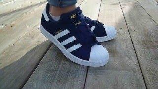Unboxing - Adidas Superstar Suede