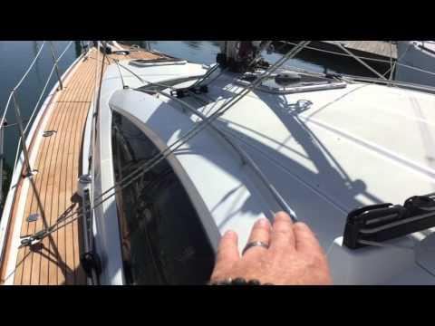 2006 Jeanneau 42 Deck Saloon Sailboat for sale in San Diego, CA By: Ian Van Tuyl