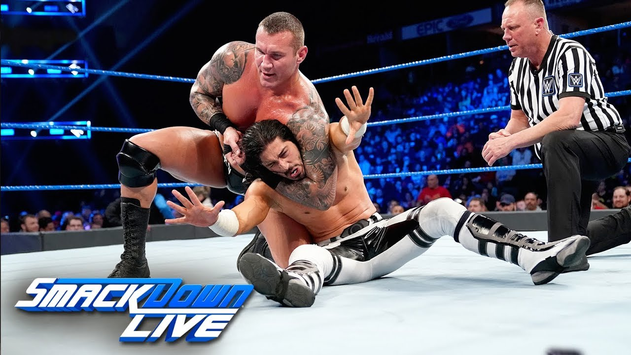 Mustafa Ali vs. Randy Orton: SmackDown LIVE, Feb. 5, 2019