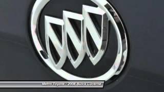 2008 Buick Lucerne Kalamazoo MI A7488A