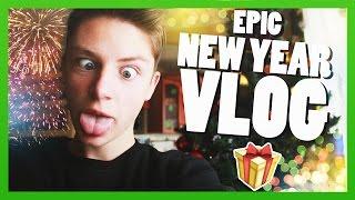EPIC VLOG: НОВЫЙ ГОД 2015!