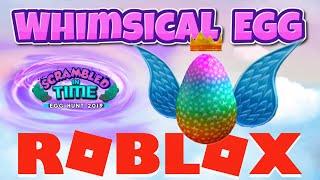 Wie man das wunderliche Ei bekommt - Roblox Egg Hunt 2019!!!