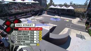 X Games 18 - BMX Street 2012 (Full Contest)