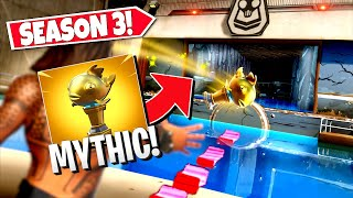*NEW* USING SEASON 3 MYTHIC GOLDFISH TO *BREAK OPEN* GROTTO DOORS IN FORTNITE! (Battle Royale)