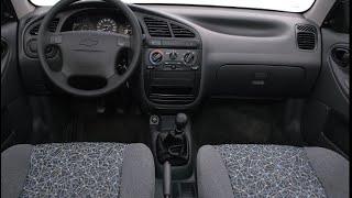 Авто обзор Daewoo Lanos