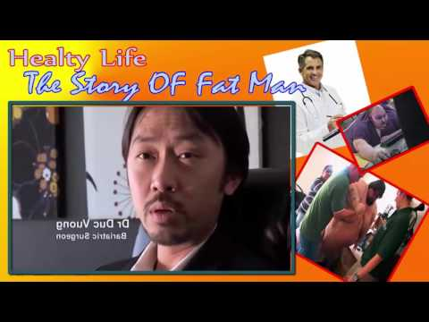 Healty Life - the story of fat man Rick Naputi Update today