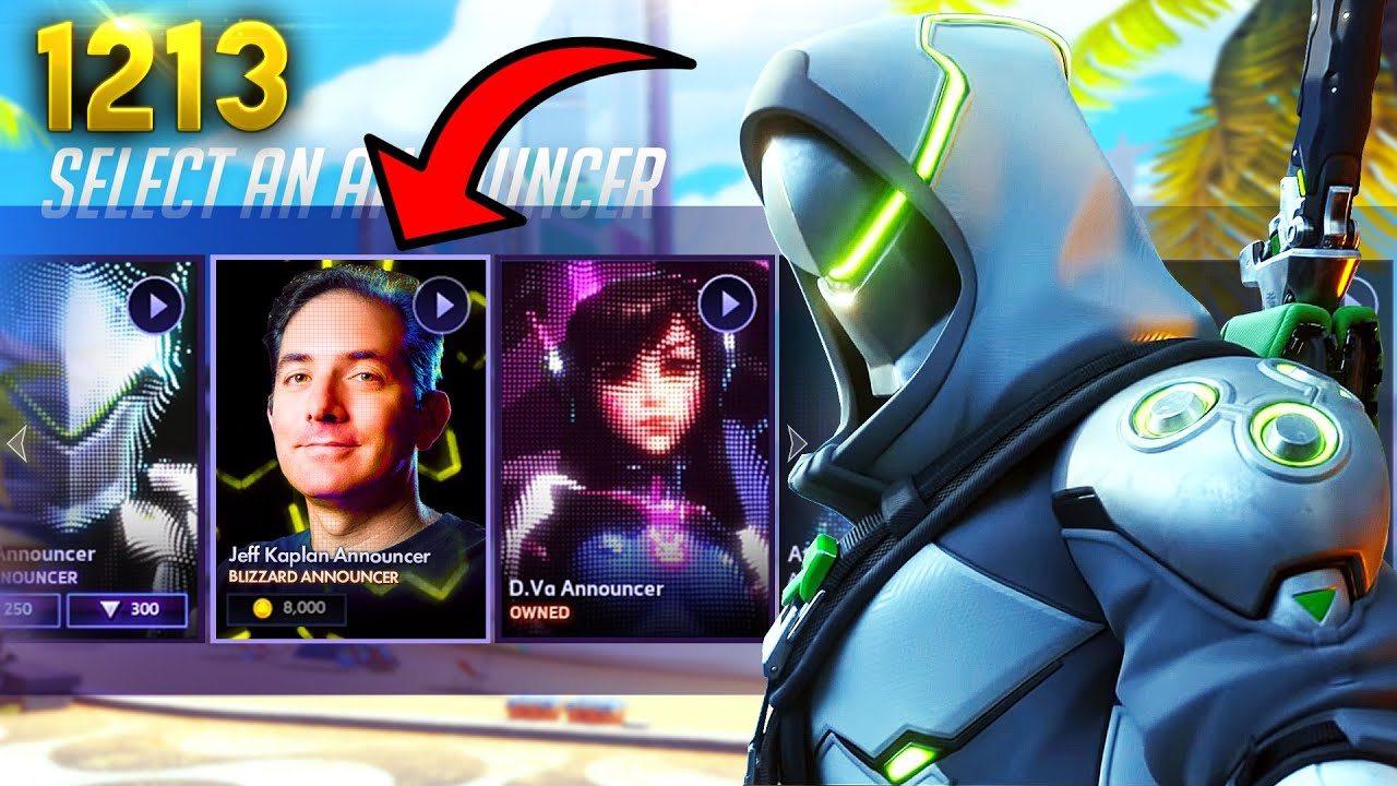 *NEW* Leaked OW2 COSMETICS?! | Overwatch Daily Moments Ep.1213 (Funny and Random Moments)