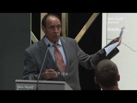 New World Summit: Stateless State. Mohamoud Abdi Daar (Republic of Somaliland)