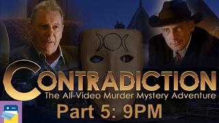 Contradiction - Spot the Liar!: Walkthrough Part 5 (9PM) iPad Air 2 Gameplay (Tim Follin)
