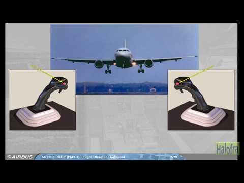 "10- FMGC ""Flight Management Guidance Computer"" : Flight Director / Autopilot ( A320 Family Courses )"